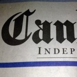 partial Masthead of CanberraTimes
