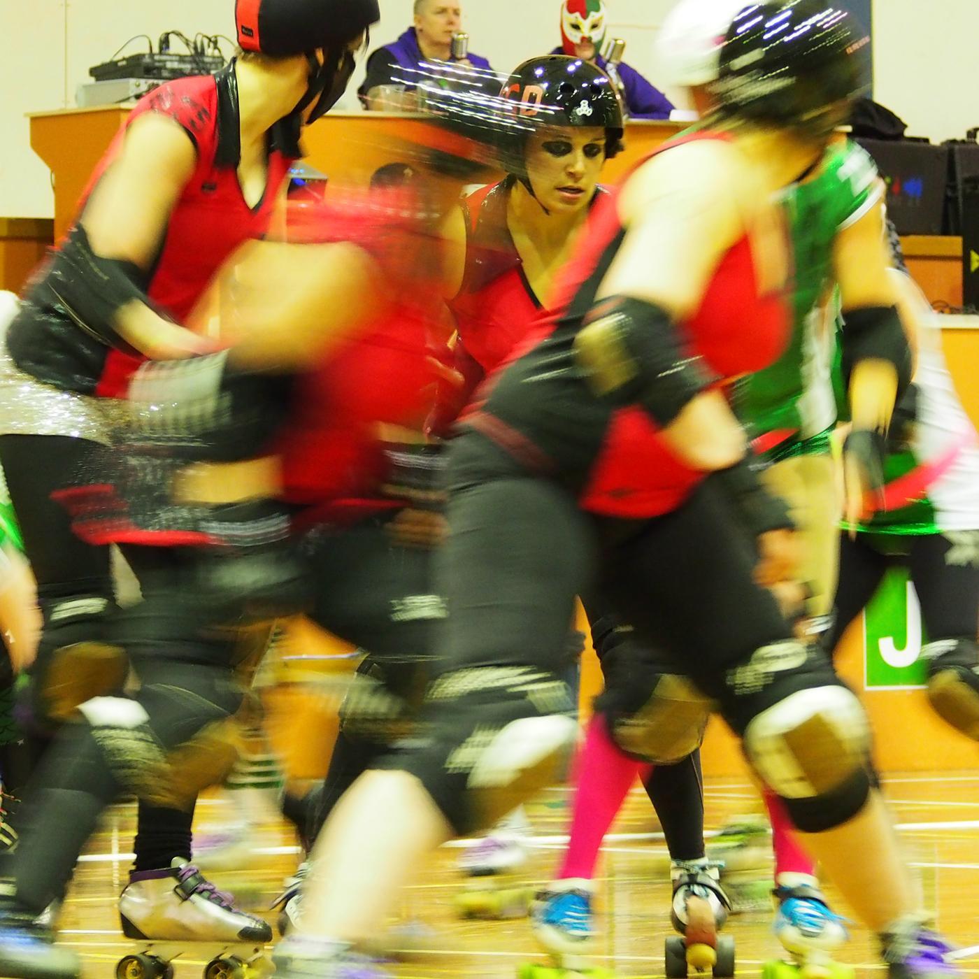 Roller skating rink canberra - Roller Derby